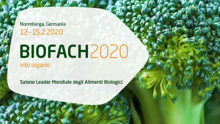 Solmielato partecipa al Biofach 2020