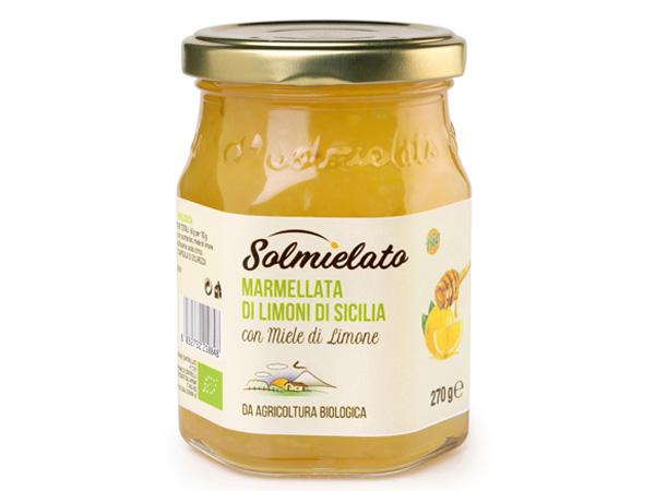 Marmella Limoni di Sicilia - Solmielato