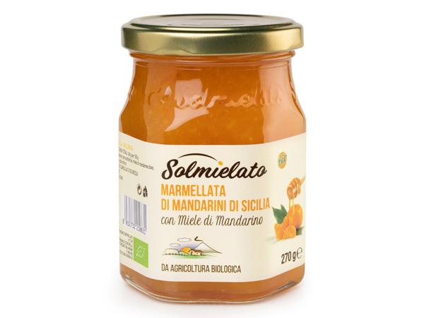 Marmella di Mandarini di Sicilia - Solmielato