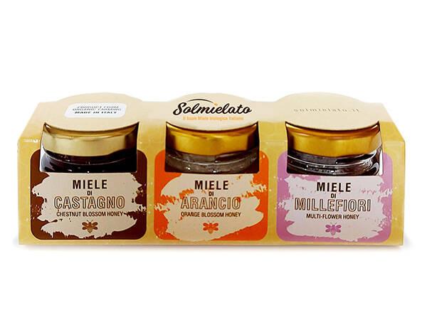 Gli assaggi di miele Solmielato